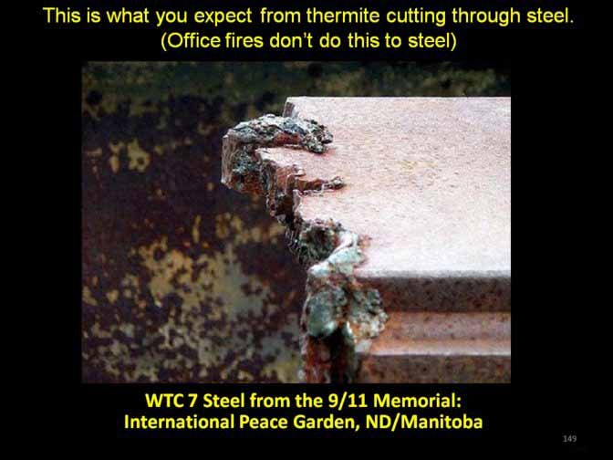WTC-7-Steel-from-the-911-Memorial-International-Peace-Garden-ND-Manitoba-office-fires-do-not-do-this-to-steel-but-Thermate-and-Thermite-do-produce-molten-steel.jpg
